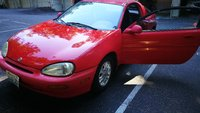 1993 Mazda MX-3 Picture Gallery