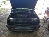 1987 Dodge Shadow 2dr Hatchback, 2.2 16v T2 Turbo, exterior