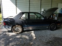 1987 Dodge Shadow 2dr Hatchback, Shelby CSX #516, exterior