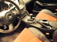 Picture of 2017 Nissan 370Z NISMO Tech, interior