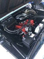 Picture of 1965 Chevrolet C/K 10 Custom, engine