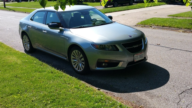 Picture of 2010 Saab 9-5 Aero XWD