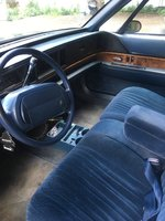 Picture of 1992 Buick LeSabre Custom, interior