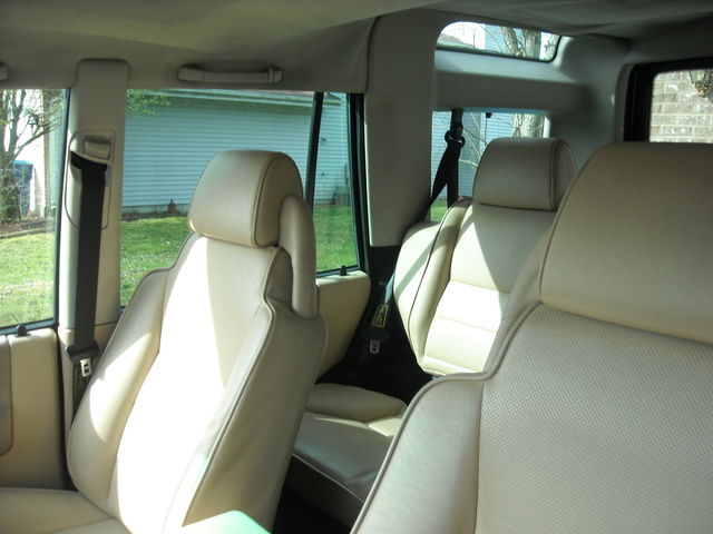 2003 Land Rover Discovery - Interior Pictures - CarGurus
