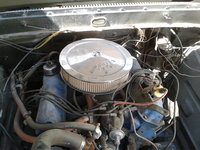 Picture of 1968 Ford F-100, engine