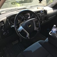Picture of 2010 Chevrolet Silverado Hybrid HY1 Crew Cab 4WD, interior, gallery_worthy