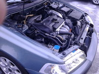 Picture of 2002 Volvo V40 Turbo Wagon, engine
