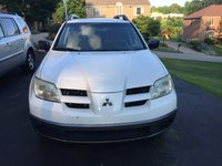 Picture of 2006 Mitsubishi Outlander LS AWD, exterior