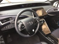 Picture of 2016 Toyota Mirai FCV, interior, gallery_worthy