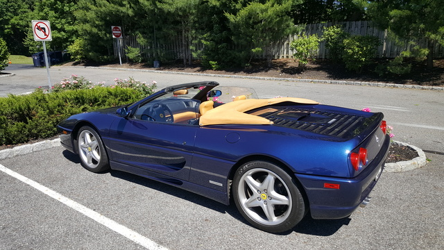Picture of 1998 Ferrari F355