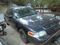 Picture of 1999 Ford Crown Victoria Police Interceptor, exterior