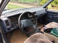 Picture of 1990 Nissan Truck STD Extended Cab SB, interior, gallery_worthy