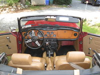 Picture of 1976 Triumph TR6, interior, gallery_worthy