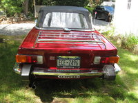 Picture of 1976 Triumph TR6, exterior, gallery_worthy