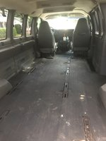 Picture of 2004 Chevrolet Express G3500 Passenger Van Extended, interior