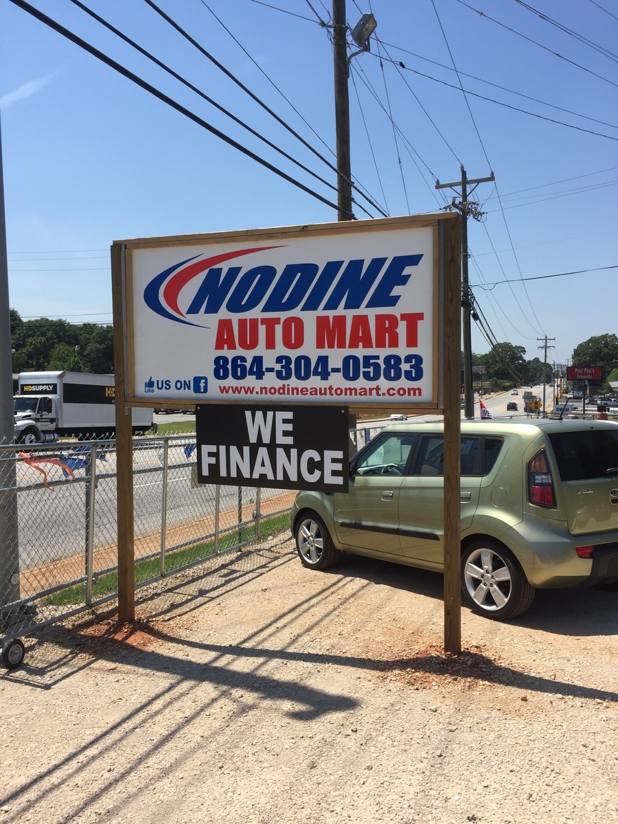 nodine auto mart spartanburg sc read consumer reviews browse used and new cars for sale. Black Bedroom Furniture Sets. Home Design Ideas
