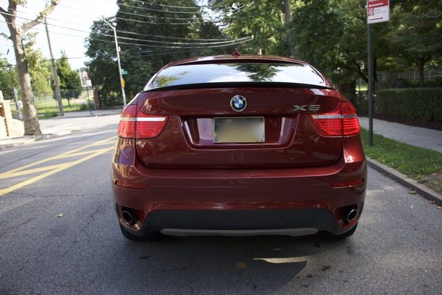 Picture of 2008 BMW X6 xDrive35i