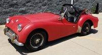 1962 Triumph TR3 Overview