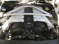 Picture of 2015 Aston Martin Vanquish Coupe, engine