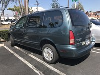 1996 Nissan Quest Overview
