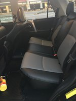 Picture of 2015 Toyota 4Runner SR5 Premium 4WD, interior