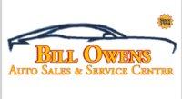 Bill Owens Auto Sales logo