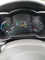 Picture of 2015 Kia Optima Hybrid LX, interior