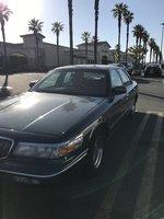 Picture of 1995 Mercury Grand Marquis 4 Dr LS Sedan, exterior