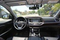 Picture of 2016 Toyota Highlander Limited Platinum AWD, interior