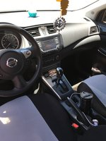 Picture of 2016 Nissan Sentra SV, interior
