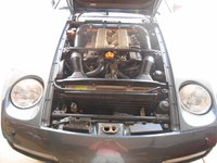 Picture of 1988 Porsche 928 S4 Hatchback, engine