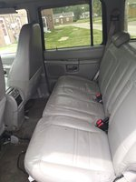 Picture of 2000 Mercury Mountaineer 4 Dr STD AWD SUV, interior