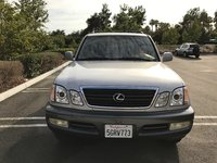Picture of 2001 Lexus LX 470 Base, exterior