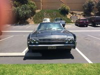 1963 Lincoln Continental Overview