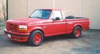 Picture of 1993 Ford F-150 SVT Lightning 2 Dr STD Standard Cab SB, exterior, gallery_worthy