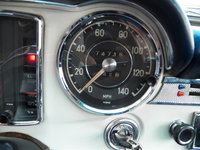 Picture of 1971 Mercedes-Benz 280, interior, gallery_worthy