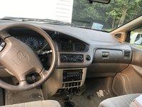 Picture of 2002 Toyota Sienna XLE, interior