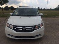 Picture of 2015 Honda Odyssey EX-L w/ Nav, exterior