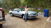 Picture of 1991 Ford Mustang LX Convertible, exterior, gallery_worthy