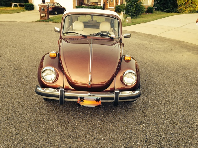 Picture of 1978 Volkswagen Super Beetle