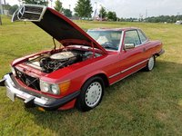 Picture of 1986 Mercedes-Benz 560-Class 560SL Convertible, engine, gallery_worthy