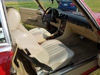 Picture of 1986 Mercedes-Benz 560-Class 560SL Convertible, interior