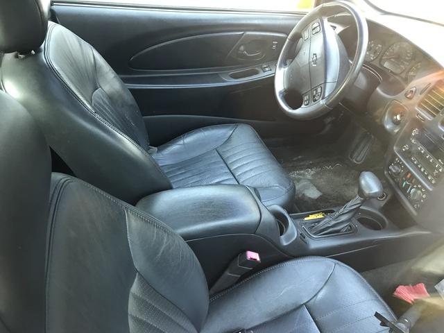 2002 Chevrolet Monte Carlo - Interior Pictures - CarGurus
