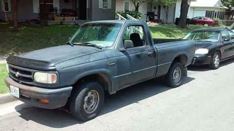 Mazda B-Series Questions - 2 3 to 4 3 swap in a 94 mazda B2300