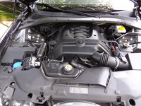 Picture of 2007 Jaguar S-TYPE V8, engine, gallery_worthy
