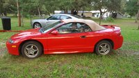 Picture of 1999 Mitsubishi Eclipse Spyder 2 Dr GS-T Turbo Convertible, exterior, gallery_worthy