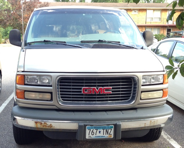 Picture of 2000 GMC Savana G3500 Passenger Van