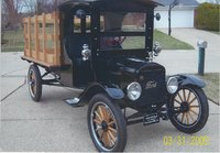 1919 Ford Model T Overview