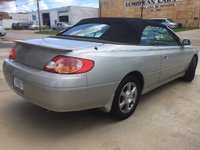 Picture of 2003 Toyota Camry Solara SLE Convertible, exterior