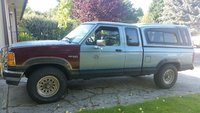 Picture of 1991 Ford Ranger XLT Standard Cab 4WD LB, exterior, gallery_worthy